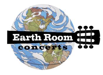 Earthroom Concerts logo