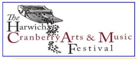 Cranberry Arts logo