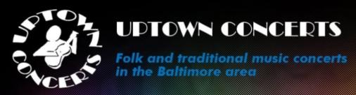 UptownConcerts Logo