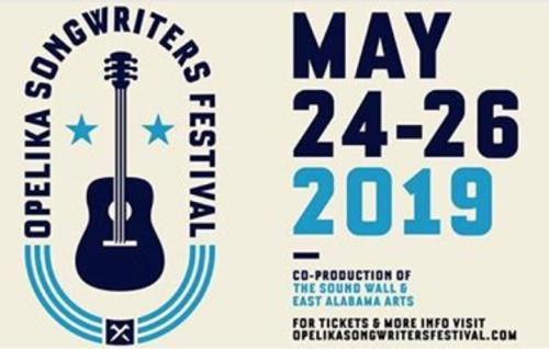 Opelika Songwriters Fest Logo
